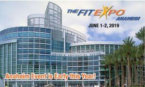 TheFitExpo Anaheim 2019